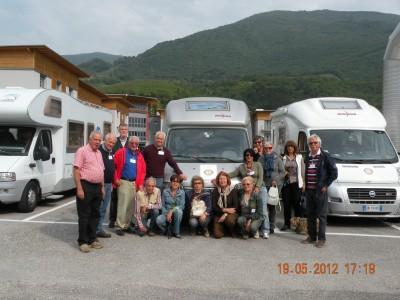 raduno rotariani camperisti Trentino 2012 077